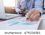 business financing accounting... | Shutterstock . vector #679226581