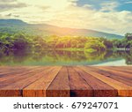 vintage tone image of old... | Shutterstock . vector #679247071