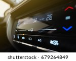 car touch screen air...   Shutterstock . vector #679264849