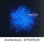 vector illustration of smoky... | Shutterstock .eps vector #679339135