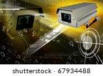 digital illustration of... | Shutterstock . vector #67934488