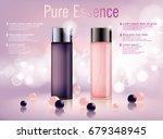 cosmetic moisturizing brand... | Shutterstock .eps vector #679348945