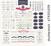 premium design elements. great... | Shutterstock .eps vector #679351039
