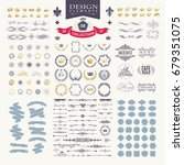 premium design elements. great... | Shutterstock .eps vector #679351075