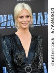 Small photo of Poppy Delevingne at the World premiere of 'Valerian And The City Of A Thousand Planets' held at the TCL Chinese Theatre in Hollywood, USA on July 17, 2017.