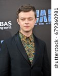 Small photo of Dane DeHaan at the World premiere of 'Valerian And The City Of A Thousand Planets' held at the TCL Chinese Theatre in Hollywood, USA on July 17, 2017.