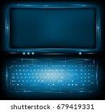 virtual shiny computer or...
