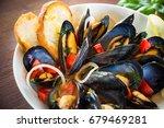 Mussels Marinara  Italian Food
