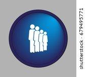 family  icon   Shutterstock .eps vector #679495771
