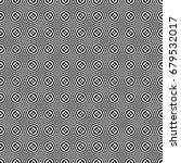 seamless pattern with black... | Shutterstock .eps vector #679532017