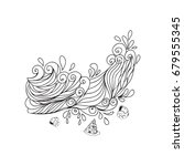 Sea Wave Coloring Book For...