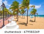 fort lauderdale  florida  usa... | Shutterstock . vector #679583269