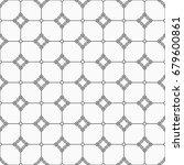 vector seamless pattern.... | Shutterstock .eps vector #679600861