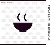 food icon | Shutterstock .eps vector #679639261