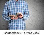 reading. | Shutterstock . vector #679659559