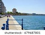thessaloniki  greece   june 09  ... | Shutterstock . vector #679687801