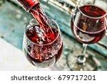 valentine's day  date  love ... | Shutterstock . vector #679717201