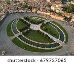 prato della valle in padua ... | Shutterstock . vector #679727065
