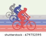 a colorful poster with the...   Shutterstock .eps vector #679752595