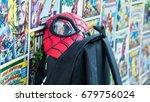 samara  russia   july 16 2017   ... | Shutterstock . vector #679756024