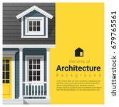elements of architecture... | Shutterstock .eps vector #679765561