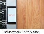 los angeles  usa  july 18  2017 ... | Shutterstock . vector #679775854