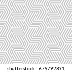 abstract geometric pattern with ...   Shutterstock .eps vector #679792891