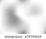 abstract halftone dotted... | Shutterstock .eps vector #679793419