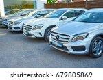 moenchengladbach  germany  ... | Shutterstock . vector #679805869