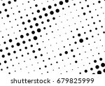 abstract halftone dotted...   Shutterstock .eps vector #679825999