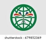 seychelles world embassy | Shutterstock .eps vector #679852369