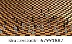 The Infinite Chessboard