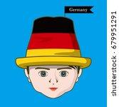 vector of  international flags... | Shutterstock .eps vector #679951291