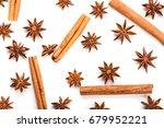 Star Anise Spice And Cinnamon...