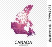 transparent   high detailed low ... | Shutterstock .eps vector #679969075