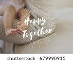 family parentage home love... | Shutterstock . vector #679990915