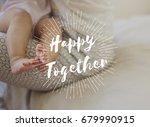 family parentage home love... | Shutterstock . vector #679990915