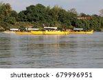 cambodia   april 2017   foreign ... | Shutterstock . vector #679996951