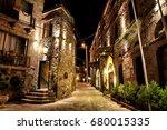 assos  turkey   july 08  2015 ... | Shutterstock . vector #680015335