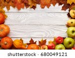 Autumn Leaves  Apples And...