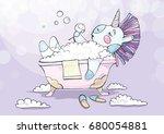 vector illustration of a... | Shutterstock .eps vector #680054881
