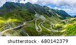 wonderful mountain scenery....   Shutterstock . vector #680142379