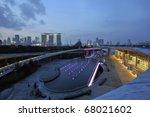 singapore   november 21 ... | Shutterstock . vector #68021602