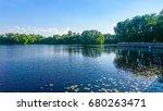 brest city of belarus | Shutterstock . vector #680263471