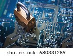 internet protection | Shutterstock . vector #680331289