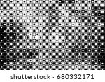 grunge background of black and... | Shutterstock . vector #680332171