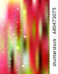 abstract bright glitter... | Shutterstock . vector #680473075
