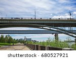 novosibirsk  siberia  russia  ... | Shutterstock . vector #680527921