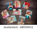 photo album remembrance and... | Shutterstock . vector #680530411