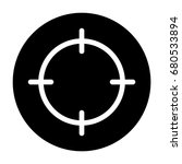 target | Shutterstock .eps vector #680533894